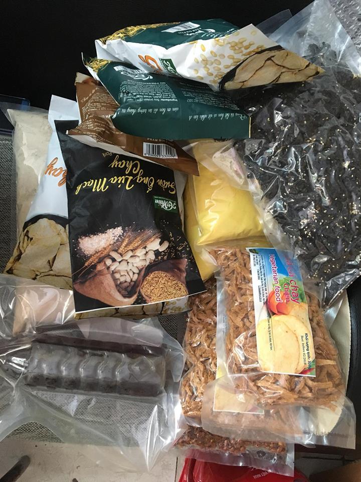 dịch vụ gửi đồ dùng, thuốc, thực phẩm đi nước ngoài